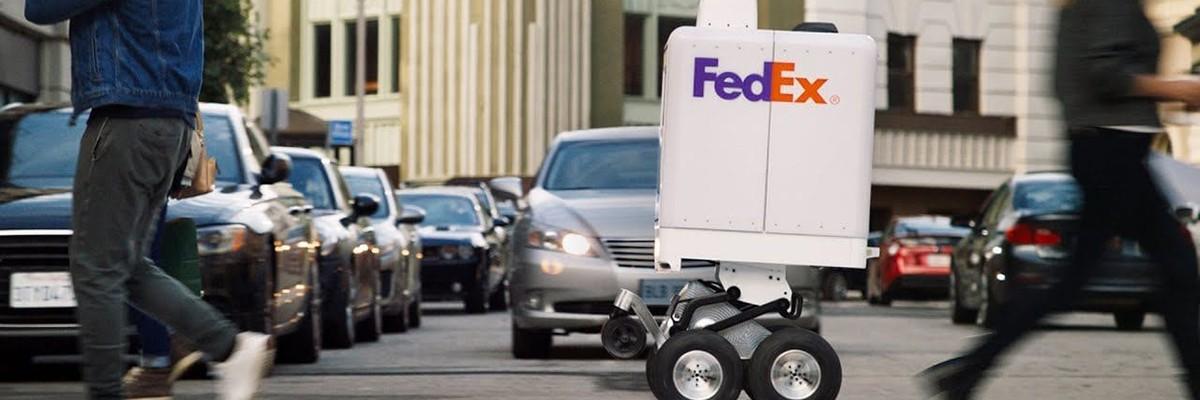 페덱스가 자율주행 '배달로봇'을 만든 이유
